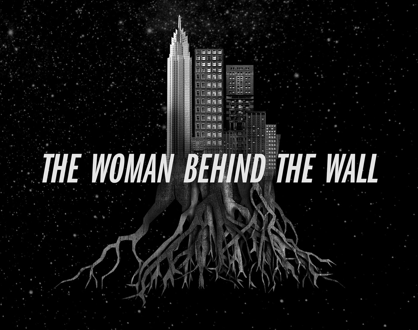 The Woman Behind The Wall